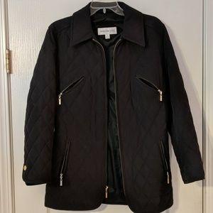 New Jones New York quilted jacket